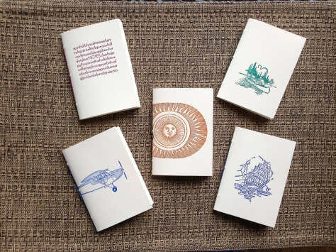 Five PocketNotes Designs
