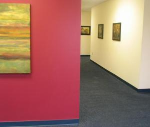 NPR-affiliate WMRA has hosted art exhibits at their studios since 2006, part of their commitment to highlighting and sharing the creativity of the region.